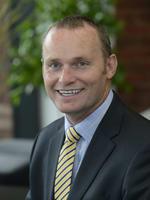 SCA Principal photograph of David Irish